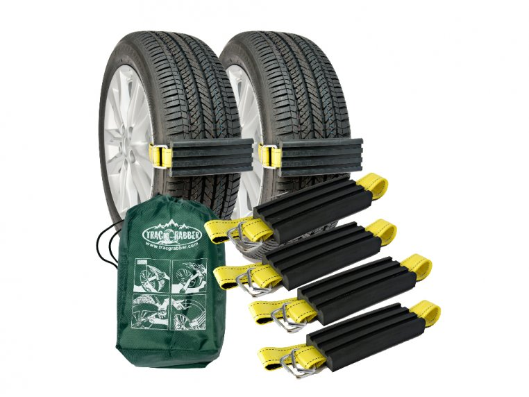 Tire Traction Straps by Trac-Grabber - 6