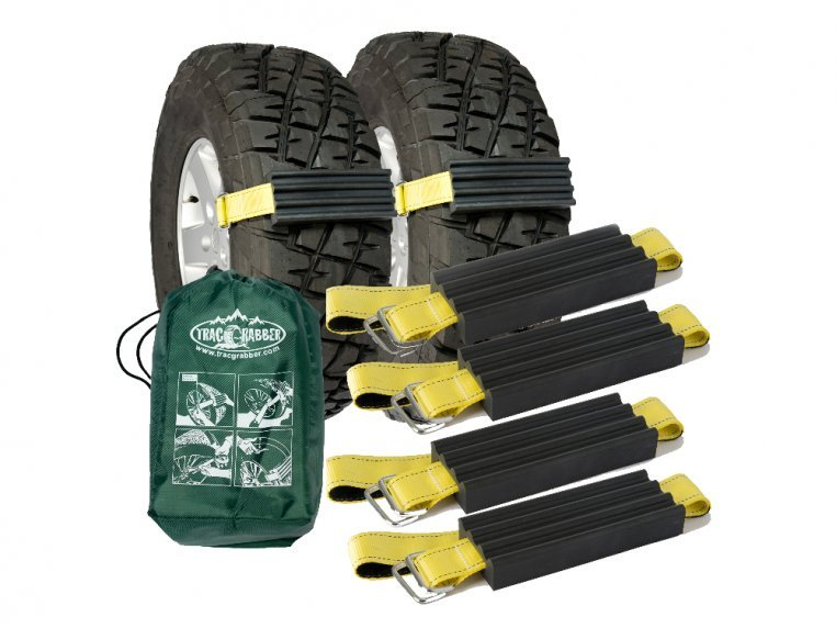 Tire Traction Straps by Trac-Grabber - 8