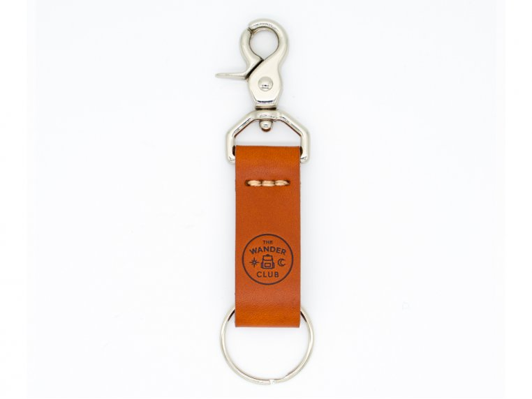 Keychain & Travel Token by The Wander Club - 4