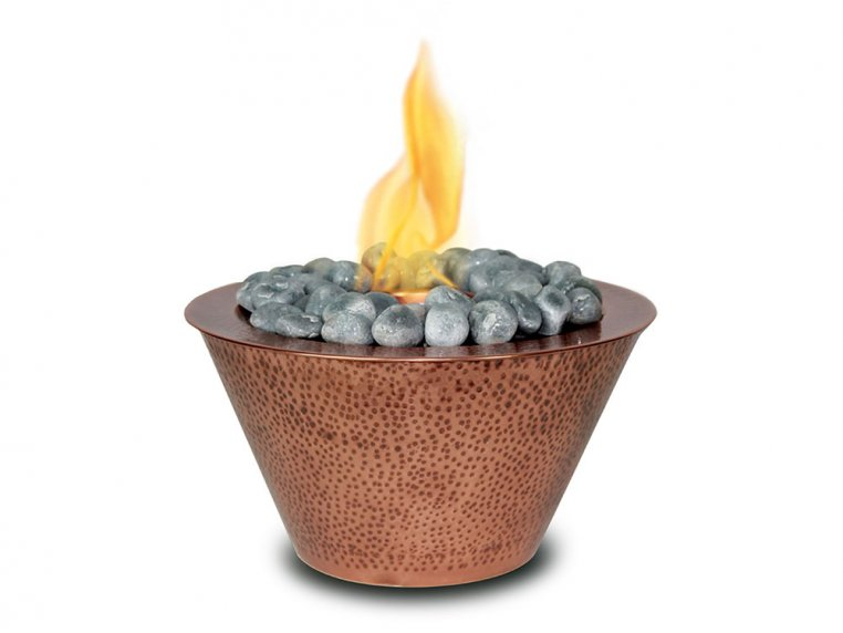 Oasis Metal Indoor/Outdoor Fire Bowl by Anywhere Fireplace - 1