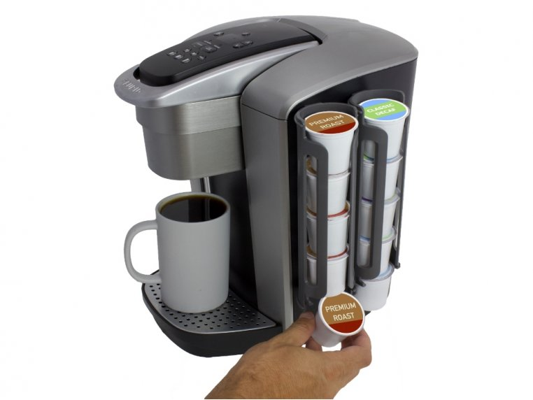 Sidekick™ Mounted K-Cup Holder by Covena Products - 2