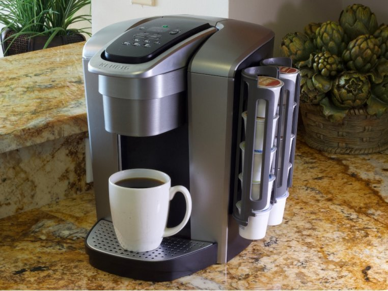Sidekick™ Mounted K-Cup Holder by Covena Products - 1