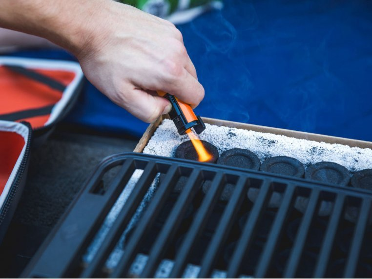 HERO™ Grill Charcoal Refill - 2-Pack by Fire & Flavor - 2