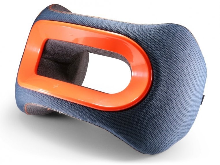 BR2 Ergonomic Headrest Travel Pillow by bullbird - 8
