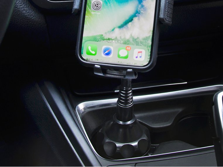 Universal Cup Holder Phone Mount by TOPGO - 3