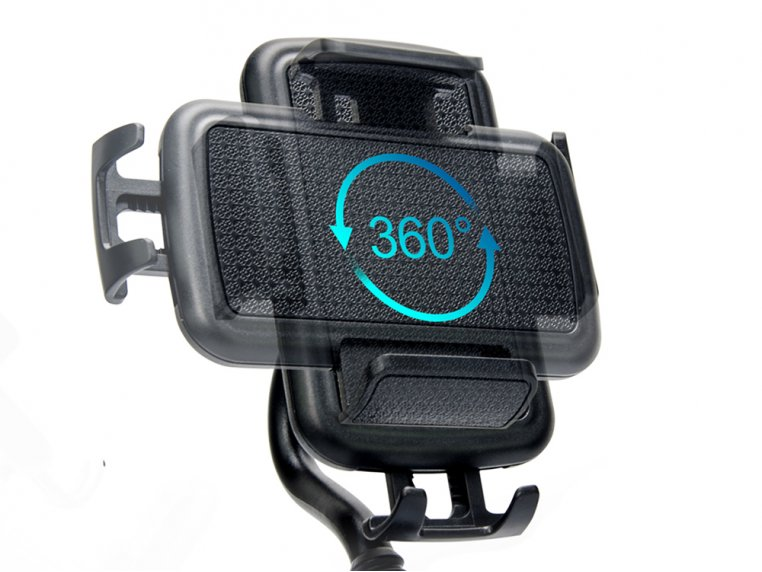 Universal Cup Holder Phone Mount by TOPGO - 6
