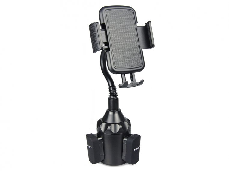 Universal Cup Holder Phone Mount by TOPGO - 8