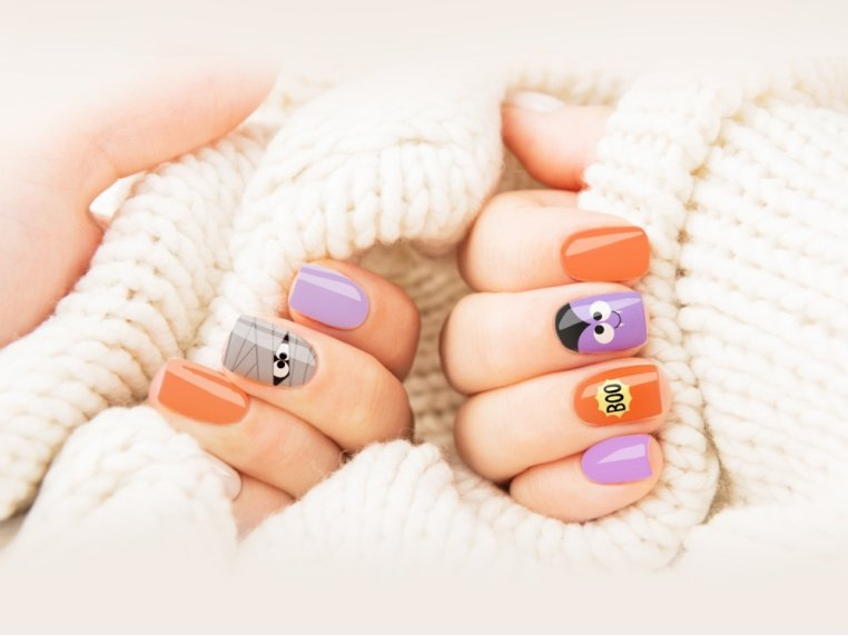 Digital Nail Art Printer by Anjou - 5