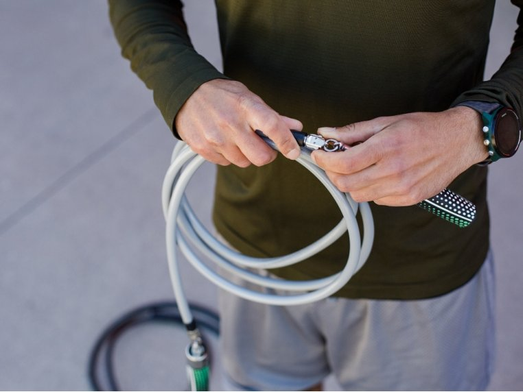 Weighted Jump Rope System by Crossrope™ - 2