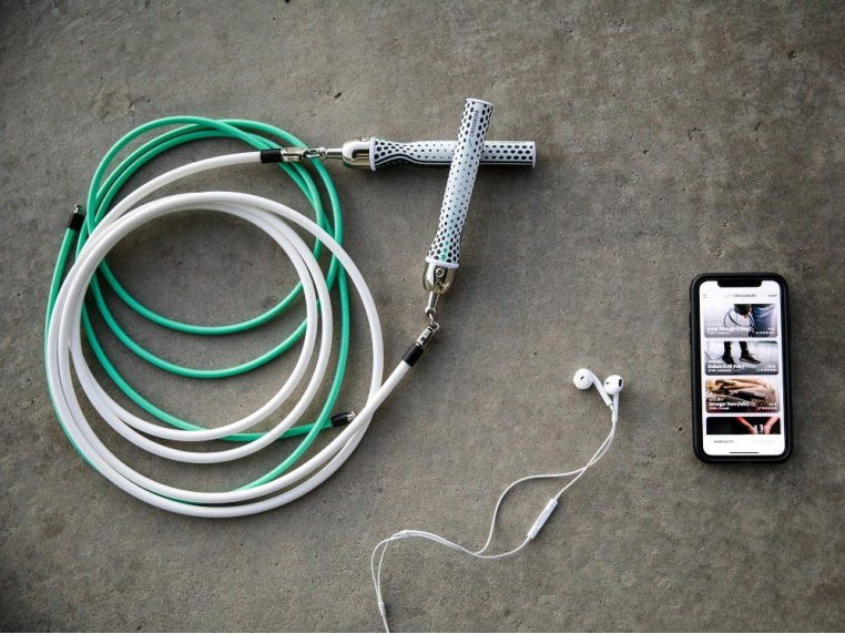 Weighted Jump Rope System by Crossrope™ - 3