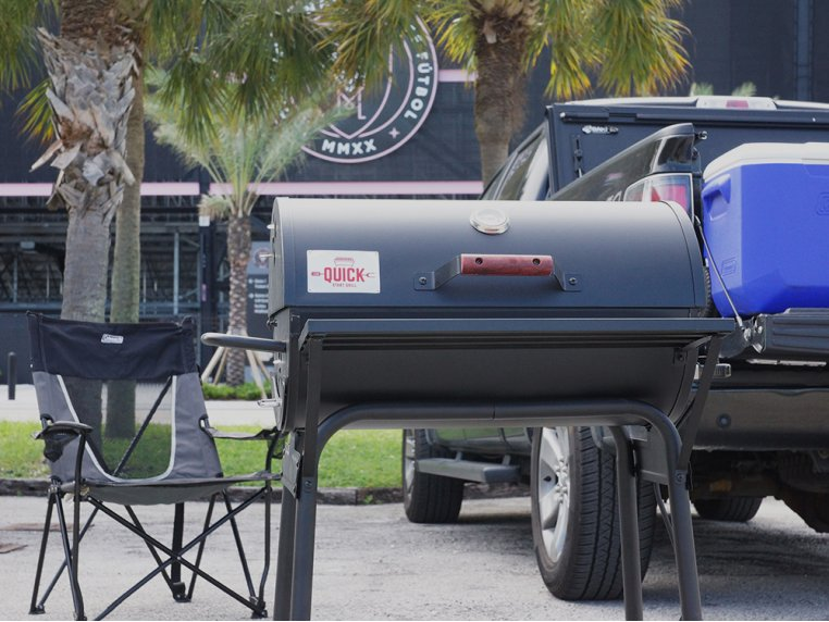 Quick Start Barrel Grill by Neuman's Grill - 3