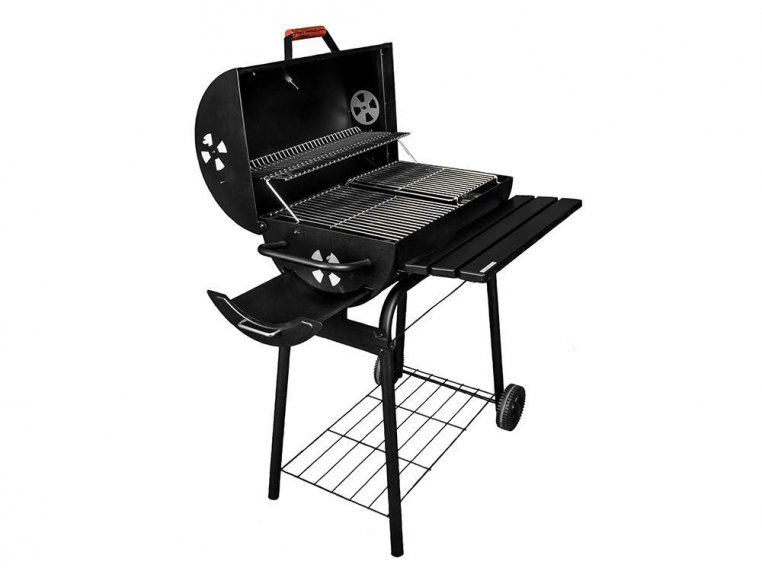 Quick Start Barrel Grill by Neuman's Grill - 1
