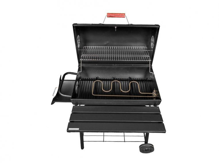 Quick Start Barrel Grill by Neuman's Grill - 5