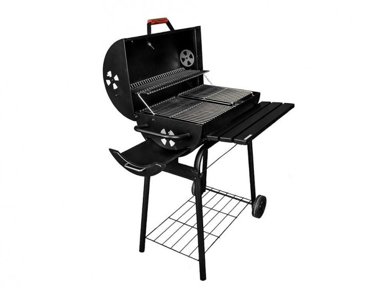 Quick Start Barrel Grill by Neuman's Grill - 6