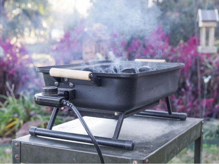 Quick Start Portable Charcoal Grill by Neuman's Grill - 4