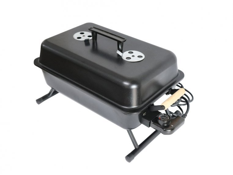 Quick Start Portable Charcoal Grill by Neuman's Grill - 5