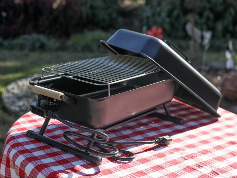 Quick Start Portable Charcoal Grill by Neuman's Grill - 1