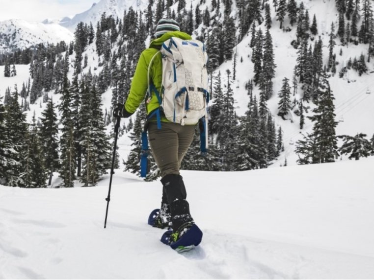 Lightweight Foam Snowshoes by Crescent Moon Snowshoes - 4