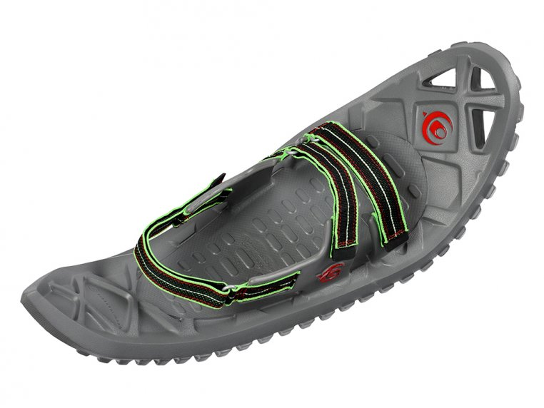 Lightweight Foam Snowshoes by Crescent Moon Snowshoes - 9