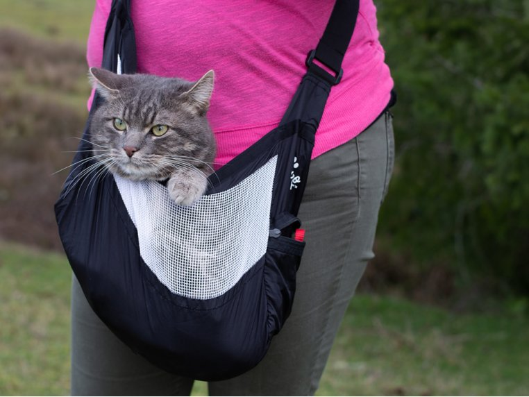 Small Pet Carrier Sling by PocoPet - 2
