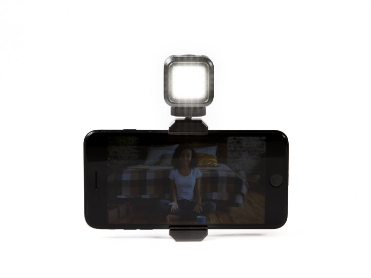 Smartphone LED Light Mount by Litra - 2