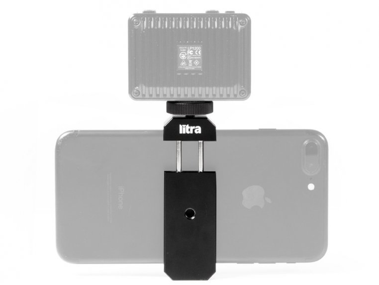 Smartphone LED Light Mount by Litra - 1