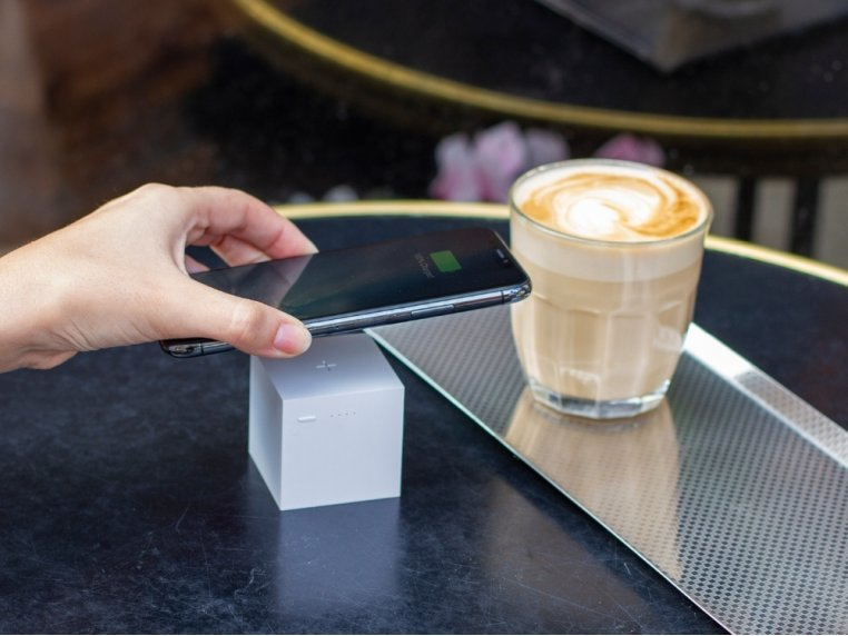 Cubo One Wireless Charging Cube by Usbepower - 3