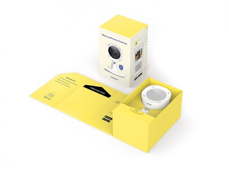 Home Privacy Camera by Kangaroo - 7