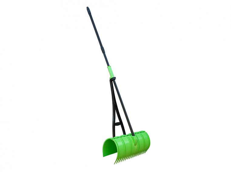 Ergonomic 3-in-1 Garden Rake by Amazing Rake - 4
