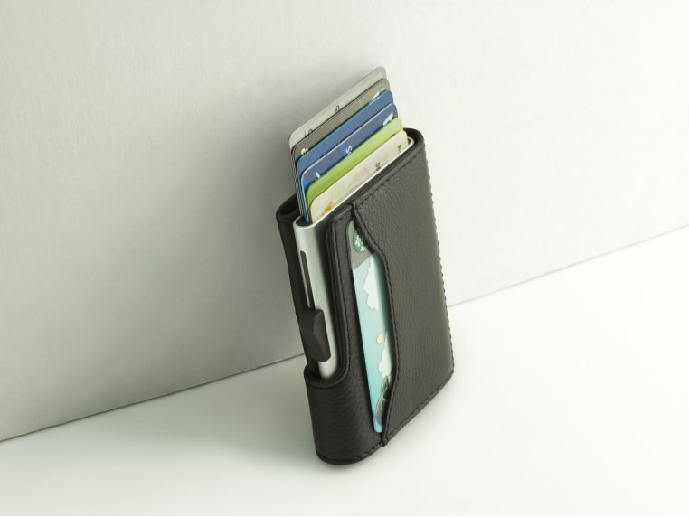 Modern Wallet & RFID Protector by JS Navy - 3