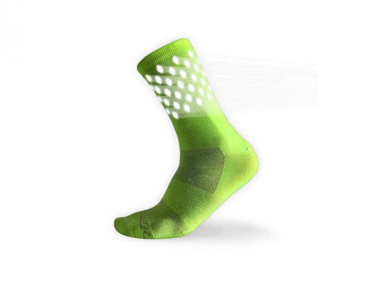 Reflective Cycling & Running Socks by ReflecToes - 4