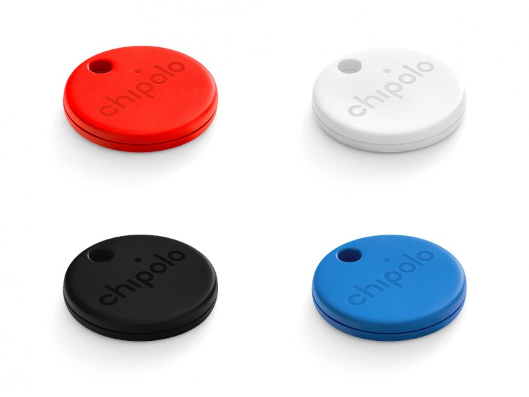 Bluetooth Item Tracking Keychain by Chipolo - 6