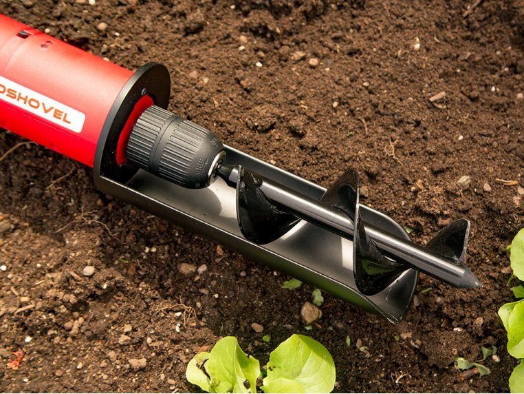 Electric Handheld Shovel and Auger by RotoShovel - 5