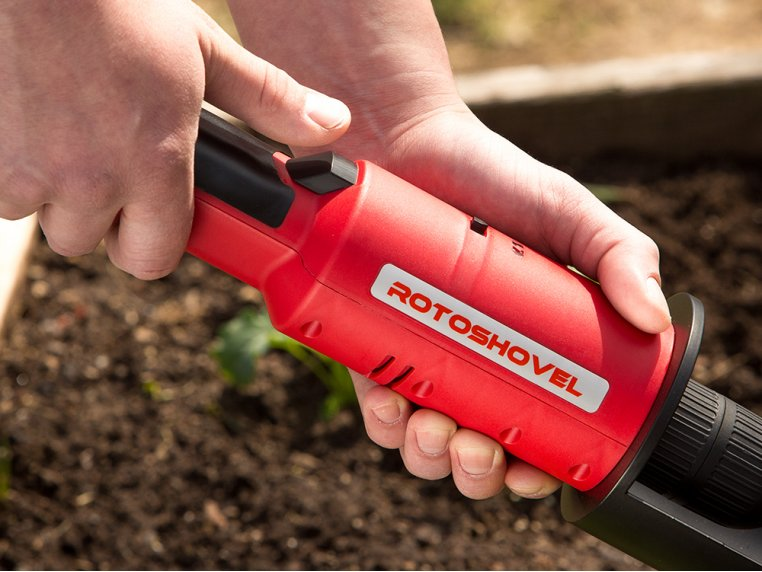 Electric Handheld Shovel and Auger by RotoShovel - 4
