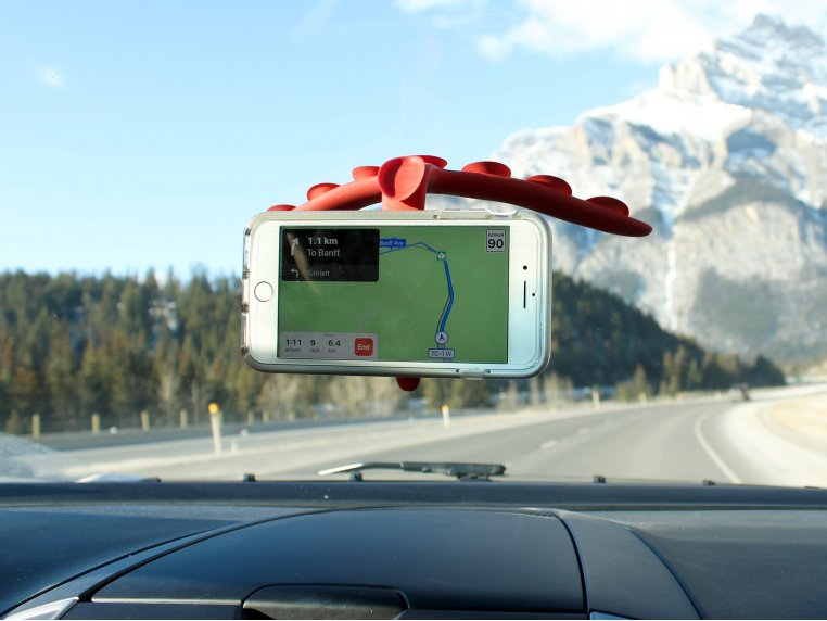 Multi Function Phone Mount by Tenikle® - 2
