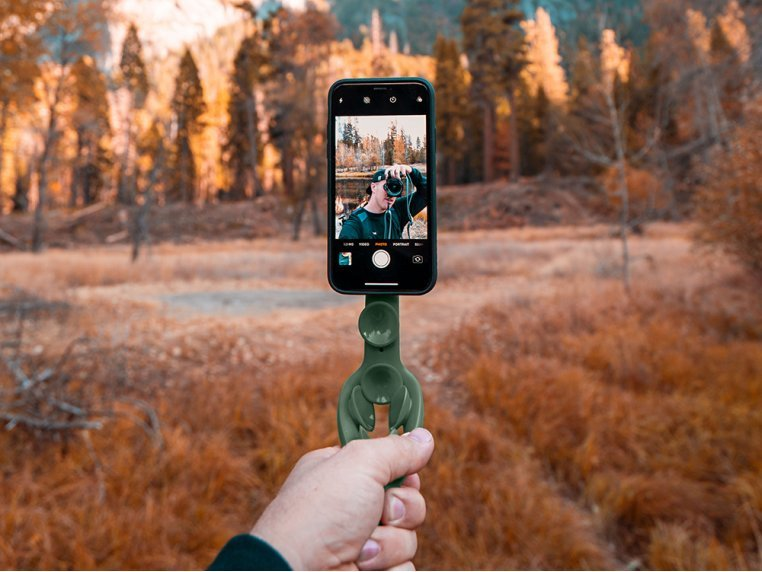 360-Degree Multi Function Phone Mount by Tenikle® - 2