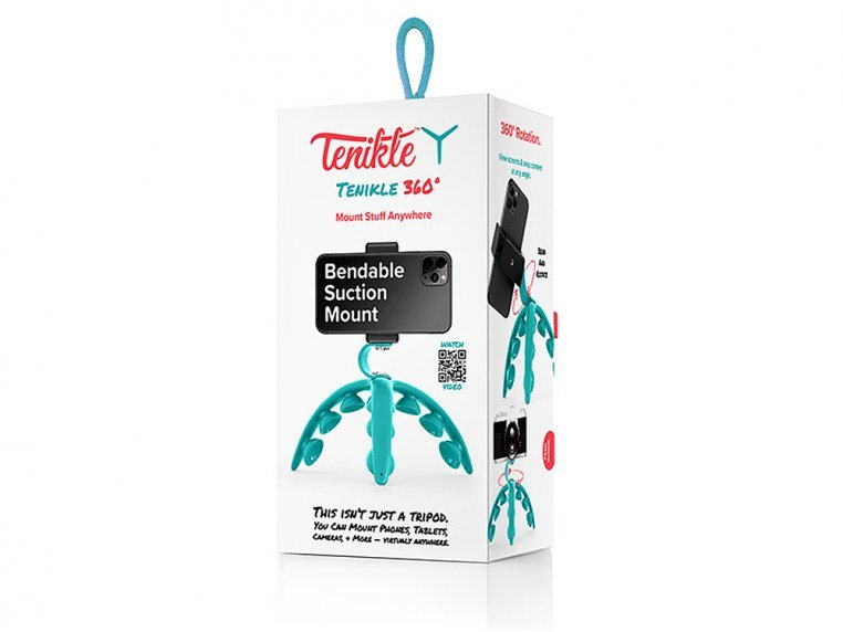 360-Degree Multi Function Phone Mount by Tenikle® - 9