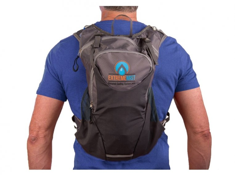Personal Cooling System Backpack by ExtremeMist® PCS - 2