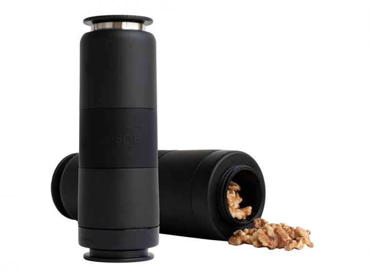 Dual Chamber Water Bottle by FLPSDE - 5