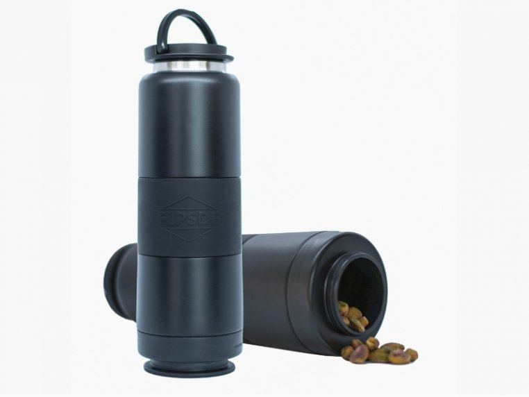 Dual Chamber Water Bottle by FLPSDE - 6