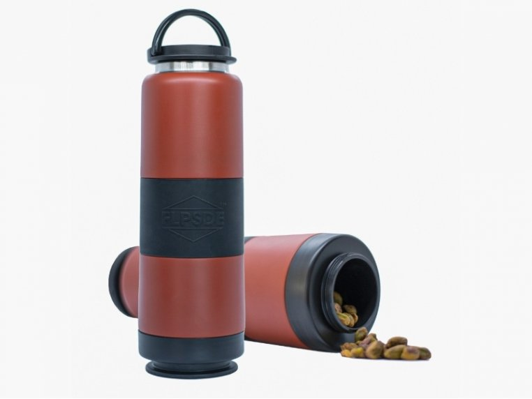 Dual Chamber Water Bottle by FLPSDE - 10