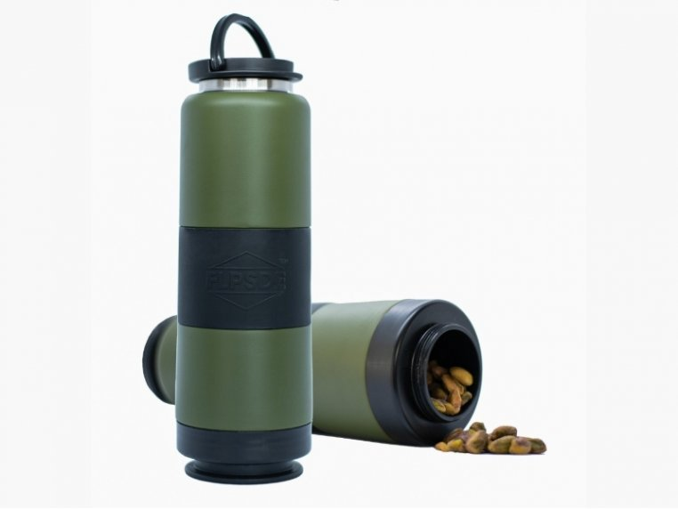 Dual Chamber Water Bottle by FLPSDE - 11
