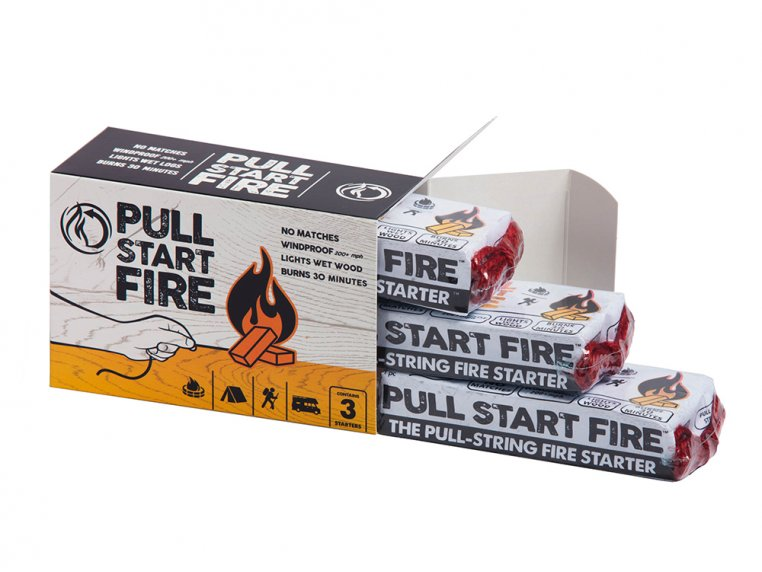 Pull String Firestarter by Pull Start Fire - 5