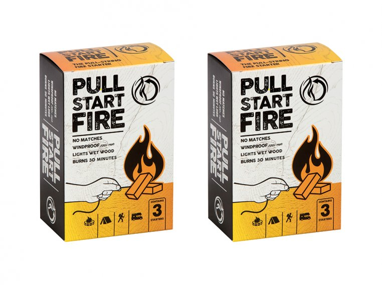 Pull String Firestarter by Pull Start Fire - 6