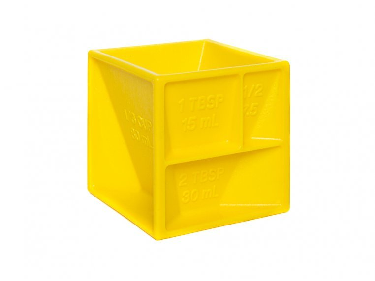 All-in-1 Measuring Cube by The Kitchen Cube - 4
