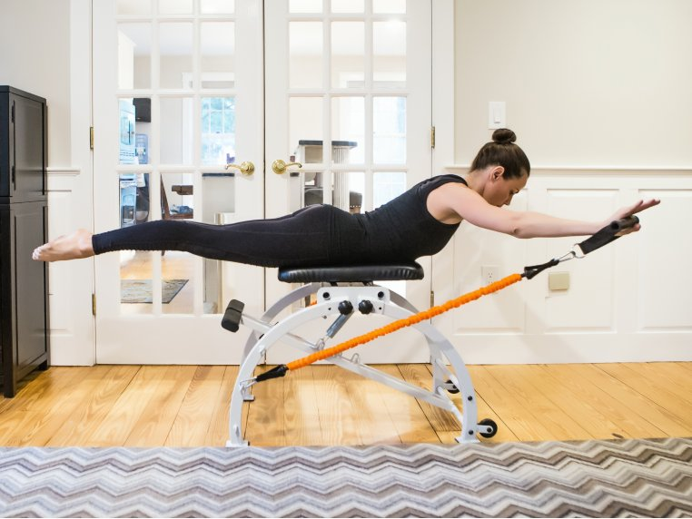 Pilates Chair by Moxxi® Pilates Fitness Chair - 1