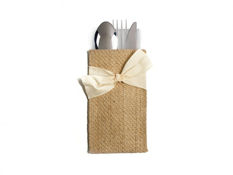 Silverware Pouch - Set of 8 by Cutlery Couture - 4