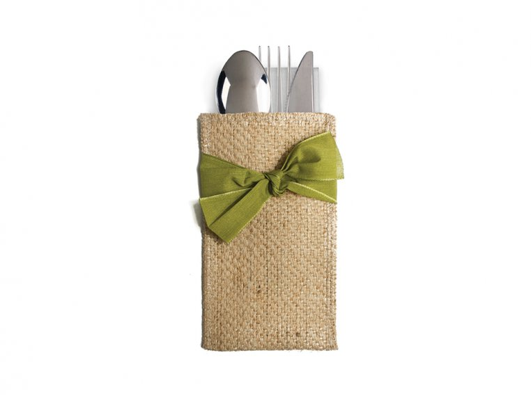 Silverware Pouch - Set of 8 by Cutlery Couture - 6