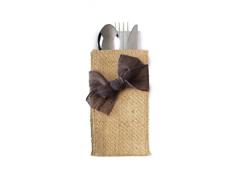 Silverware Pouch - Set of 8 by Cutlery Couture - 9