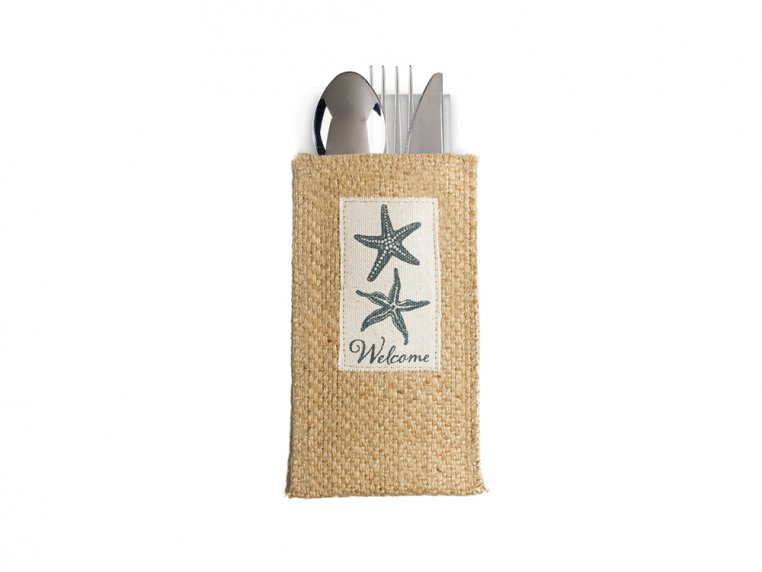 Silverware Pouch - Set of 8 by Cutlery Couture - 10
